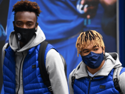 Chelsea duo Reece James and Tammy Abraham send heartfelt messages to Frank Lampard