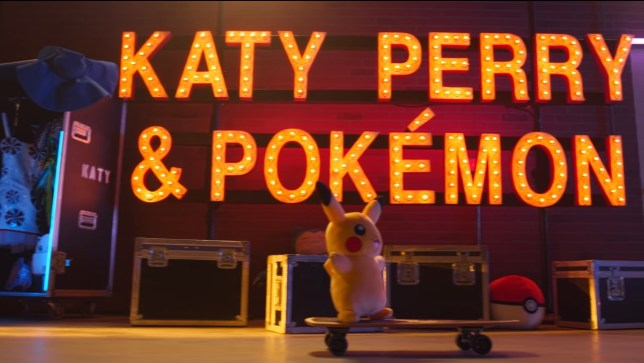 Pokémon 25th anniversary x Katy Perry