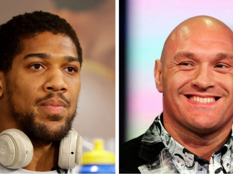 Tyson Fury dismisses Anthony Joshua's KO threat and makes prediction for heavyweight clash