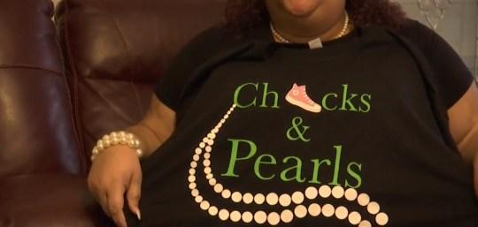 chucks and pearls
