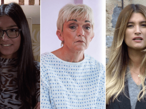 10 soap spoilers this week: Coronation Street pregnancy, EastEnders cancer trauma, Emmerdale returns, Hollyoaks confession