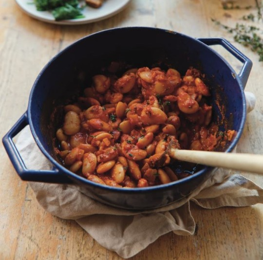 second nature homemade baked beans recipe