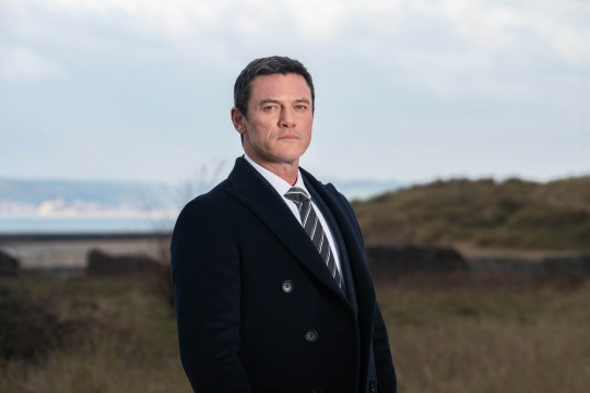 Luke Evans in The Pembrokeshire Murders on ITV