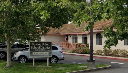 The Oakley Union School District