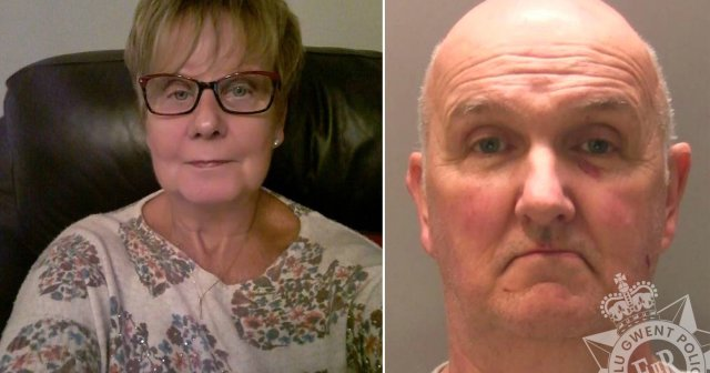 Pensioner Anthony Williams has been jailed for five years for killing his wife five days into the first UK lockdown Credit: Wales News Service