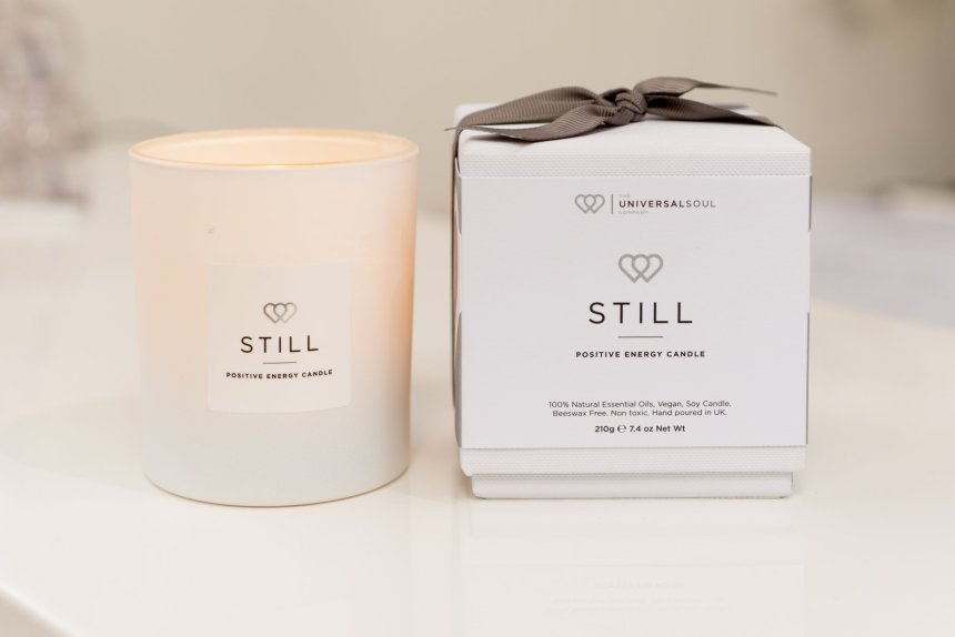 STILL Positive Energy Candle
