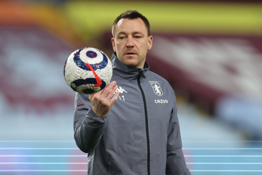 Chelsea legend John Terry mocks Tottenham after Aston Villa's victory |  Metro News