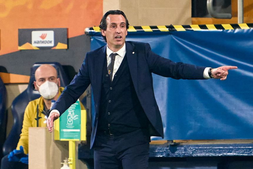 Emery will be looking to beat his former side again