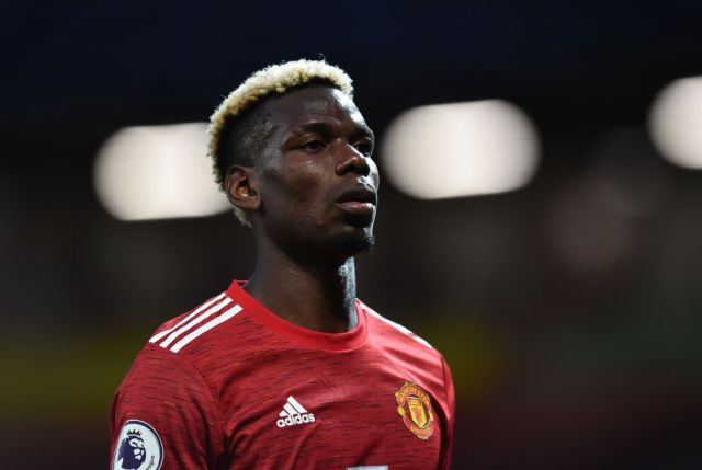Paul Pogba has just over a year remaining on his current Man Utd contract