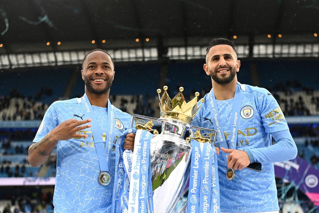Arsenal interested as Man City put Raheem Sterling and Riyad Mahrez up for  sale | Metro News