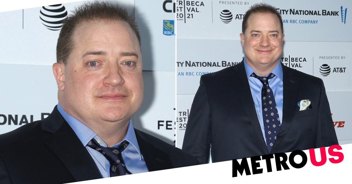 Brendan fraser on missing out on superman but finding his way to robotman in doom patrol. Brendan Fraser Makes Rare Public Appearance At No Sudden Move Premiere Metro News