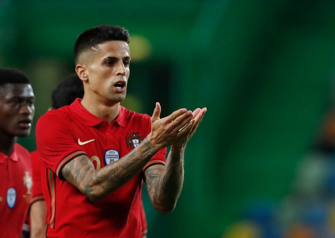 Man City defender Joao Cancelo pulls out of Portugal's Euro 2020 squad |  Metro News