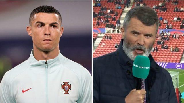 Roy Keane has likened Jack Grealish to Manchester United hero Cristiano Ronaldo