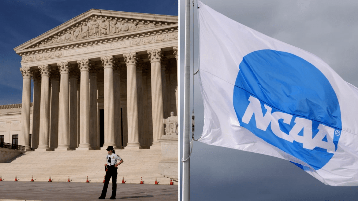 Supreme Court upholds payments to student athletes, rules against NCAA    Metro News