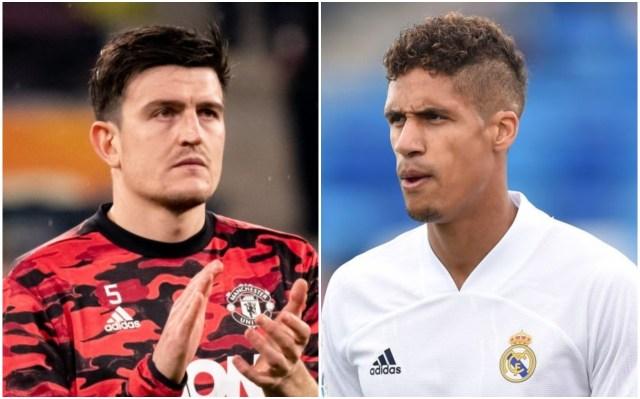 Rio Ferdinand predicts Harry Maguire reaction if Man Utd sign Raphael Varane    Metro News