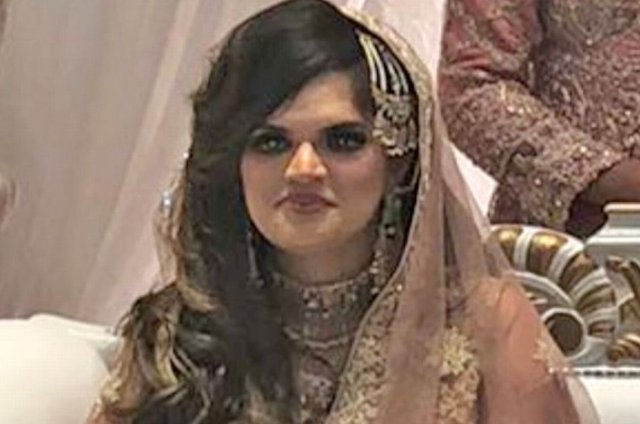 Fawziyah Javed, 31, who died after falling off Arthur's Seat in Edinburgh. Her husband Kashif Anwar was later charged with her murder.