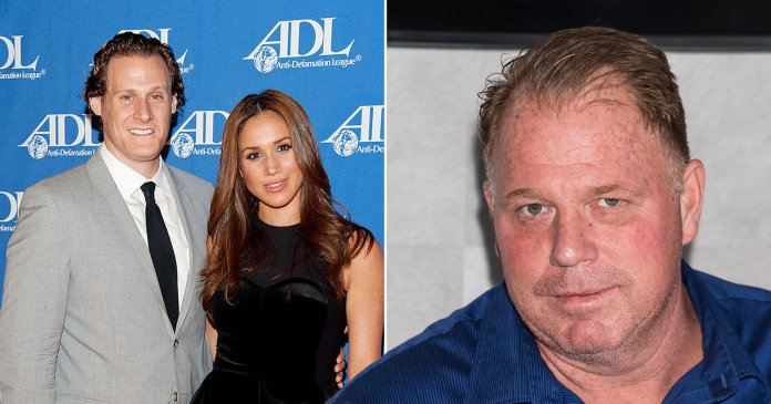 Prince Harry is 'on the chopping board next', according to Meghan's estranged half-brother who claimed her first marriage ended in 'stone cold' fashion.