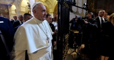 Papa Francisco recusa visita e pede que Temer evite medidas contra os mais carentes