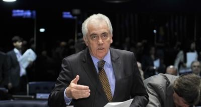 'Governo Temer não teve um fim porque nem começou', diz Otto Alencar