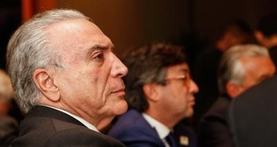 Justiça Federal dá 10 dias a Temer para responder perguntas da defesa de Cunha