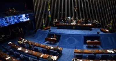Senado aprova texto-base da reforma trabalhista