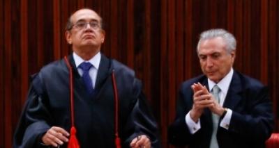 Ex-mulher de Gilmar Mendes é nomeada por Temer para Itaipu