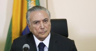 Temer vai a São Paulo para passar pornovos exames médicos