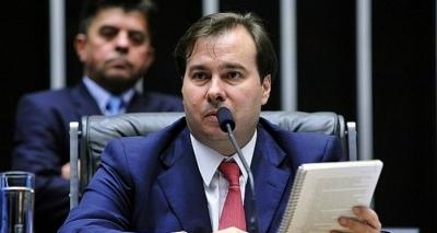 Maia já tem apoio de cinco partidos para campanha presidencial, diz colunista
