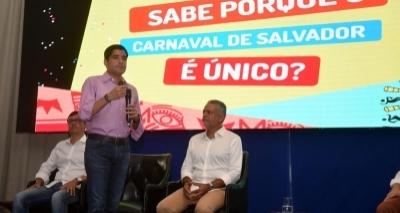 Neto defende que Zé Ronaldo renuncie para integrar chapa de eleição