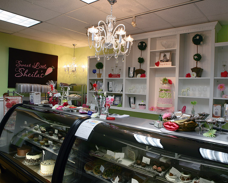 Sweet Little Sheilas Pastry And Cake Shop