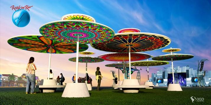 Custom Shade Structure Concepts - Metro Awnings Las Vegas, Nevada