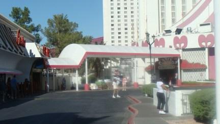 Circus Circus custom canopy by Metro Awnings & Iron in Las Vegas