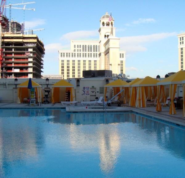 Custom Beach Cabanas by Metro Awnings & Iron in Las Vegas, NV
