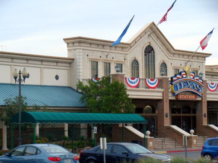 Texas Station Custom Parking Canopy by Metro Awnings & Iron of Las Vegas