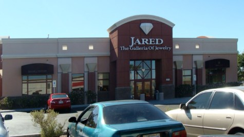 Jared - The Galleria of Jewelry - Custom Awnings Installed by Metro Awnings & Iron