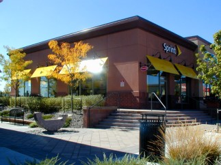 Sprint Store Custom Awnings by Metro Awnings & Iron of Las Vegas, Nevada