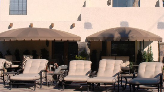 Custom Residential Awnings by Metro Awnings of Las Vegas, Nevada