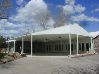 Custom Carport Shade Structure - Effective, Beautiful, and Affordable Shade Structures - Las Vegas, Nevada