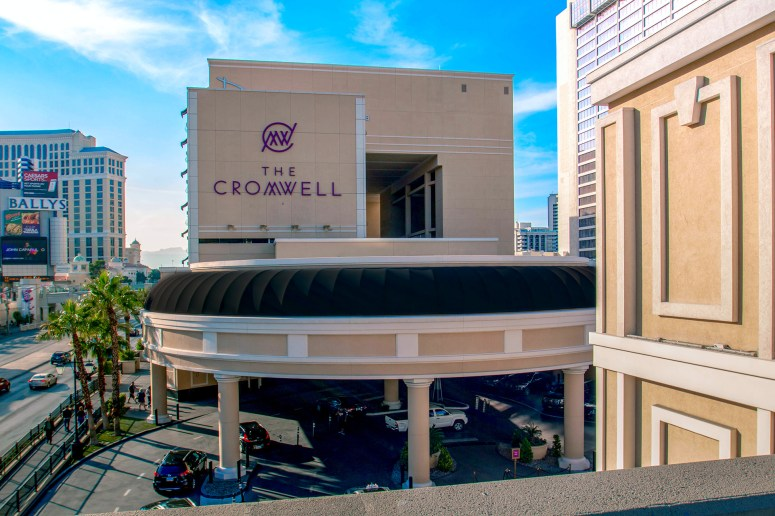 Cromwell Hotel Casino - Commercial Awnings and Canopy by Metro Awnings of Las Vegas, Nevada