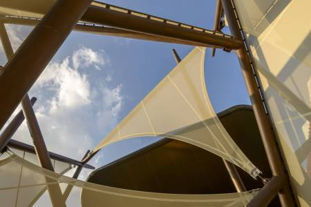 Metro Awnings - Custom Shade Sail Structural Systems