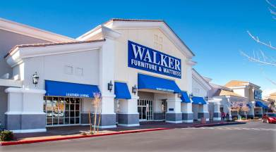 Walker Furniture Henderson Location - Awning Structures by Metro Awnings of Las Vegas, Nevada