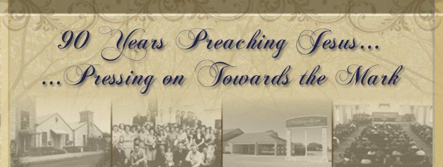 Metropolitan Baptist Church Header Banner