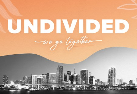 UNDIVIDED | Jesus Unites Us For A Purpose