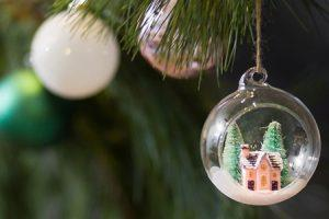 Boston Home Inspection Christmas Ornaments