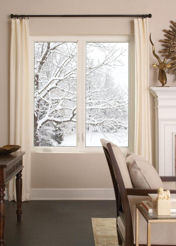 If your home feels drafty after you've turned the heat on, it may be time to upgrade to energy-efficient windows
