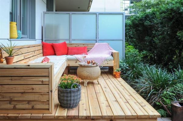 smart deck ideas