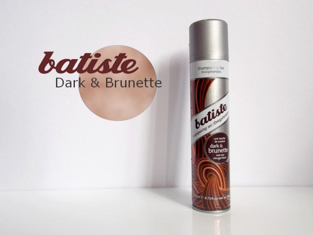Batiste : Dark & Brunette, une déception inattendue