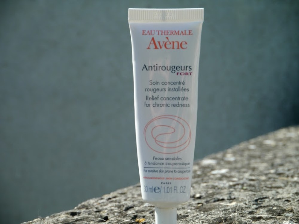 To'peau #2 : Avène Antirougeurs fort, le test