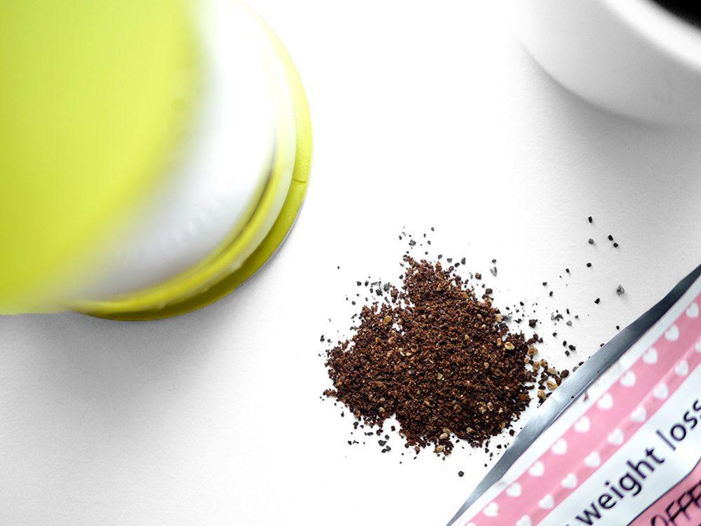 Cure detox : Skinny coffee club
