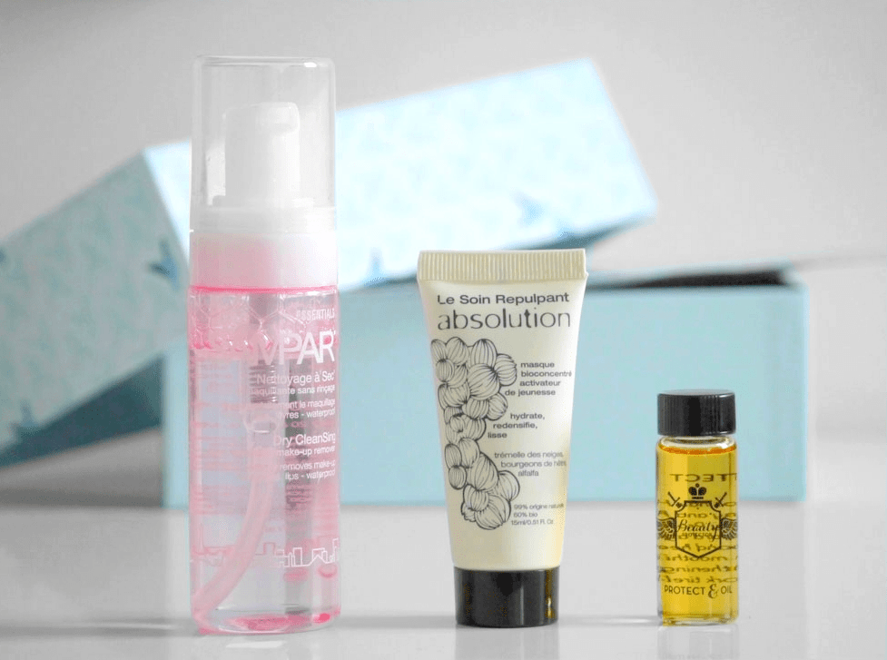 birchbox thinks we love